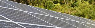 太陽光発電システム関連製品のイメージ